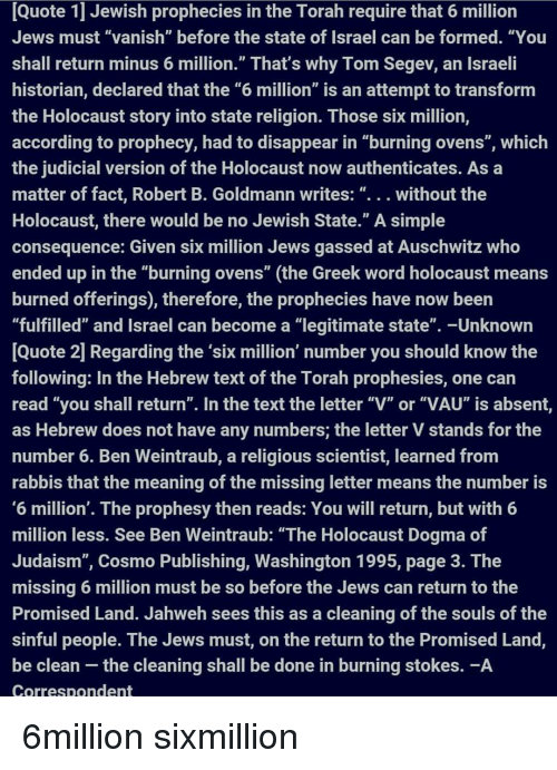 quote-1-jewish-prophecies-in-the-torah-require-that-6-12766555