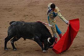 269px-Madrid_Bullfight